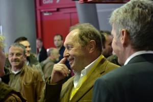 Jochen Mass : Stallregie ist das Unwort der Saison
